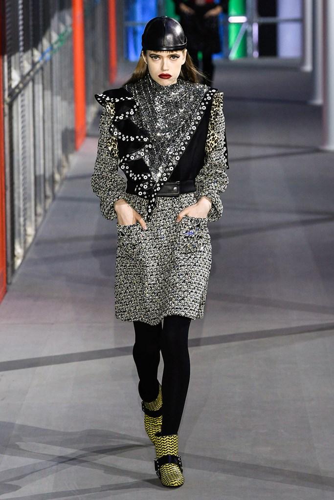 <p>Louis Vuitton A/I 2019/20 &#8211; Imaxtree</p>